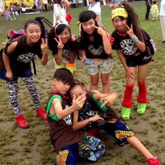 2015 ど真ん中祭り 中川・かぶきもん祭