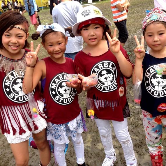 名古屋 中川区 Kids HipHop マーブルスタジオ